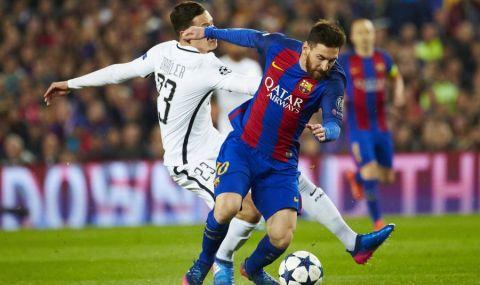 Ръководството на Ла Лига разреши на Барселона да подпише с Меси