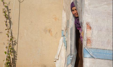 Глад и мизерия в Ливан