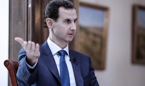 Асад: Турските спецслужби убиха разузнавача