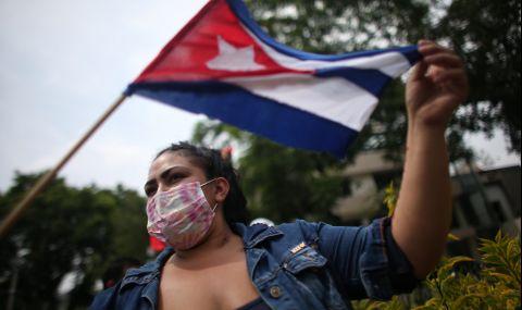 Арести в Куба, спряха и интернета