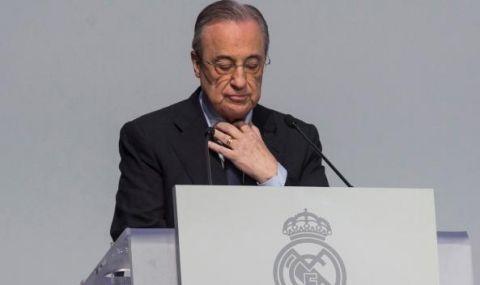 Президентът на Реал обясни защо Суперлигата е най-доброто нещо за футбола