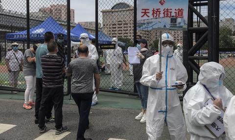 Пекин опроверга информацията: Заразата от COVID-19 в града не идва от сьомга!