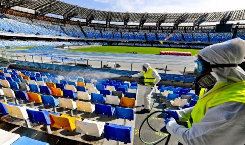 Футболистите във Франция не искат шампионатът да се подновява