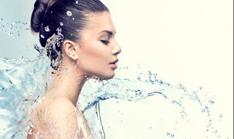 4 причини да се миете с газирана вода