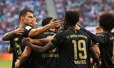 Байерн Мюнхен разпарчетоса РБ Лайпциг за пореден път - 1