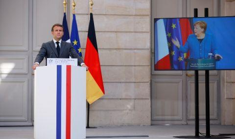 Германия и Франция ще продължат диалога с Русия