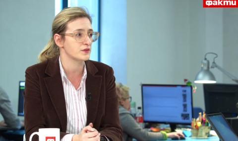 Любомира Ганчева, зам.-председател на ПП АБВ: Проектът АЕЦ ''Белене'' е нужен на България