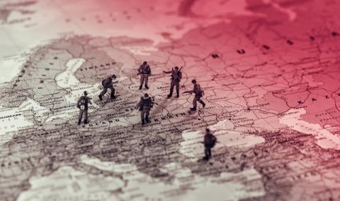 Ще помогне ли страната ви на съюзник, нападнат от Русия?