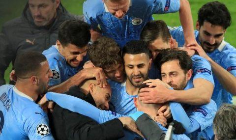 Гуардиола изравни рекорд на Моуриньо в Шампионската лига