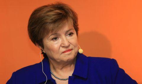 Кристалина Георгиева забърка страшен скандал - 1