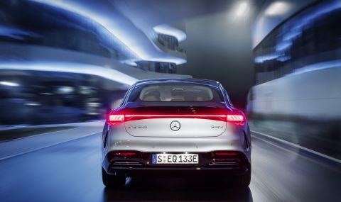 Mercedes представи електрическата S-Klasse - 12