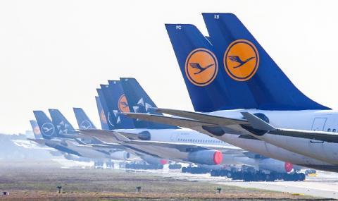 Мерки! Правителството поема 25% от капитала на Lufthansa?