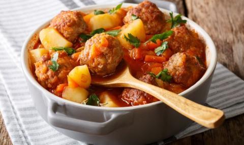 Рецепта на деня: Кюфтета по чирпански