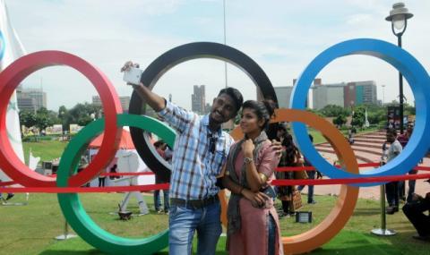 Индия поиска домакинство на Олимпийски игри