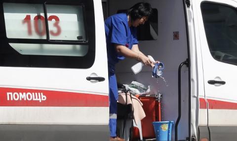 Заразените с коронавирус по света надхвърлиха 2,5 милиона