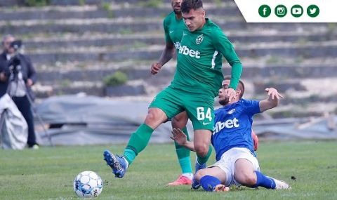 Голяма мъка: Дузпа класира Лудогорец напред за Купата на България - 1