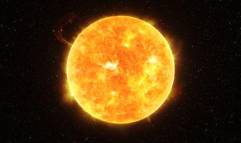 120 милиона градуса Целзий в рамките на 101 секунди