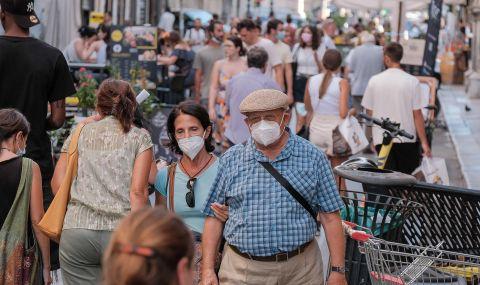 Продължителността на живота в Италия е спаднала заради COVID-19 - 1