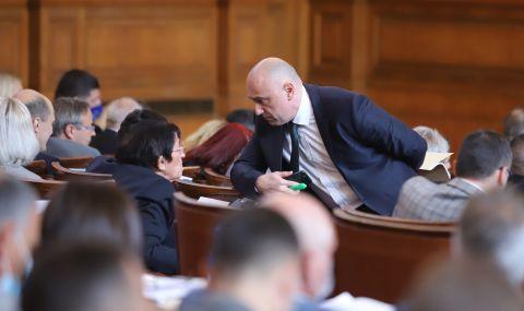 Депутатите върнаха със скандали бюджета на ДОО на комисия - 1