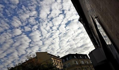 Слънчева сутрин, облачен следобед