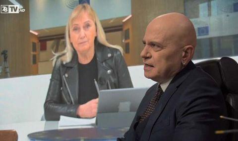 Елена Йончева: Борисов два пъти отказва да се яви в Европейския парламент