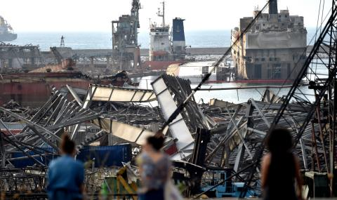 Взривът, струващ 15 милиарда долара