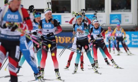 Милена Тодорова завърши 28-ма в масовия старт в Антхолц