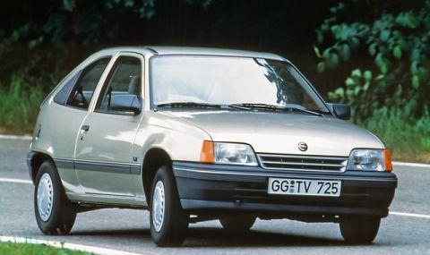 85 години Opel Kadett и Astra - 1