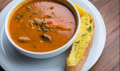 Рецепта за вечеря: Френска рибена супа Буябес