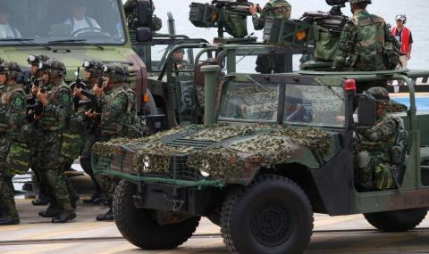 САЩ засилват военните способности на Тайван