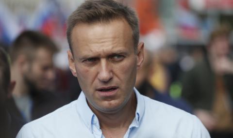 Навални бе приет в болница