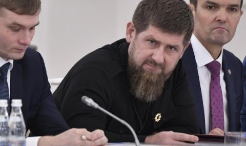 Кадиров излетя от Чечня. Може да има коронавирус