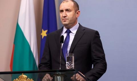 Президентът: От нашата воля зависи дали ще веем високо знамето на българската свобода