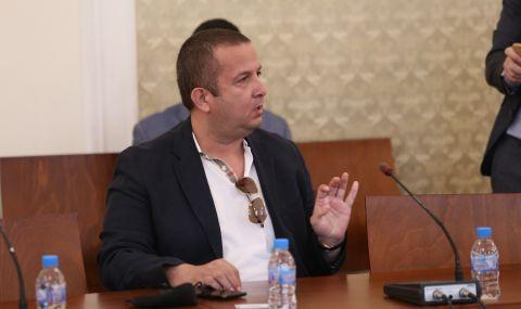 Светослав Илчовски е в прокуратурата