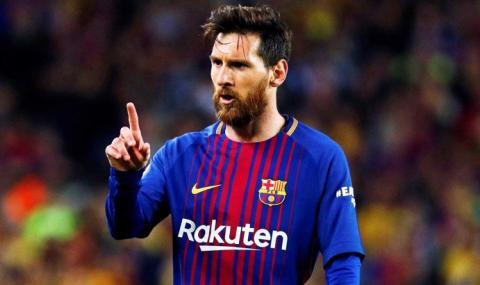 Окончателно: Меси напуска Барселона!