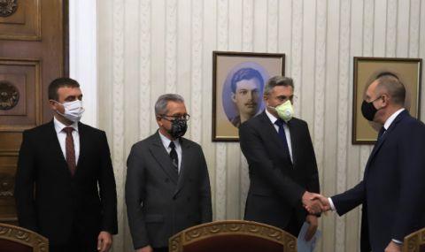 ДПС готова да подкрепи кабинет на трите нови политически сили в НС