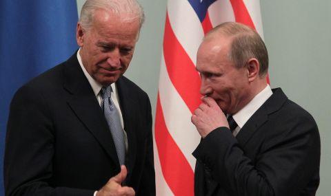 Ето кога може да се състои срещата Путин-Байдън