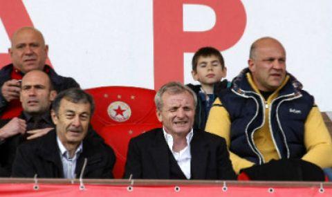 Пламен Марков: ЦСКА е финансово стабилен поне до лятото