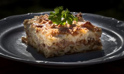 Рецепта за вечеря: Гръцко пастицио