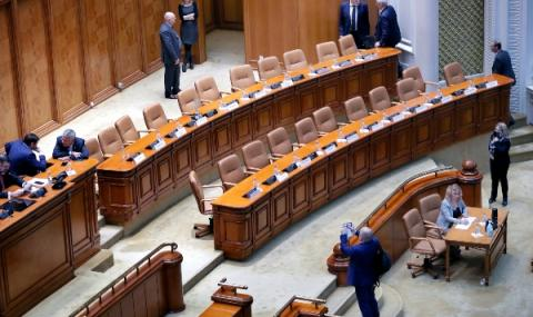 Готви се нов вот срещу правителството в Румъния