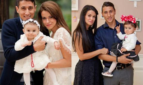 Наш национал стяга сватба с подгласничка на Мис България