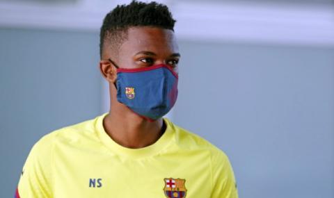 Барселона искат 40 милиона евро от Манчестър Сити за Нелсон Семедо