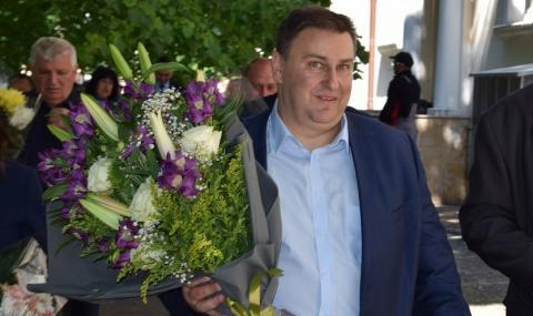 Емил Радев от ГЕРБ пак ще е евродепутат