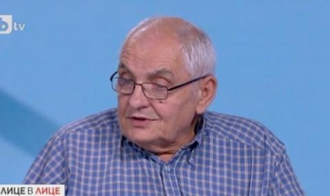 Димитър Димитров: Предсрочни избори няма да има