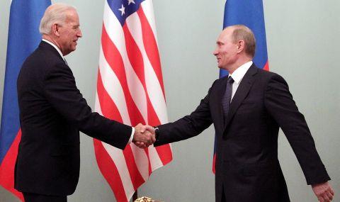 Кремъл: Байдън и Путин ще обсъдят...