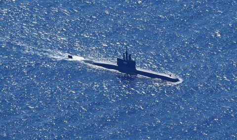 САЩ търсят изчезналата подводница