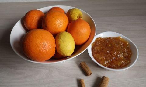 Рецепта на деня: Мармалад от портокали