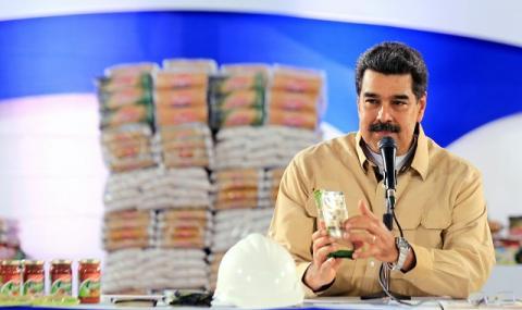 Гуайдо: Няма да преговарям с Мадуро
