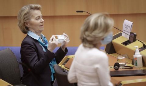 Европейският съюз събра €9.5 милиарда за коронавируса