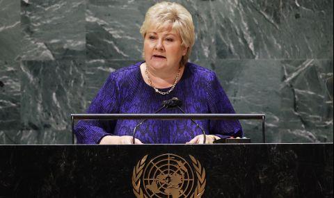 Норвегия очаква ново правителство - 1